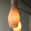 1950s French Glass Chandelier 1