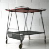 1950s French Trolley by Mathieu Mategot 3