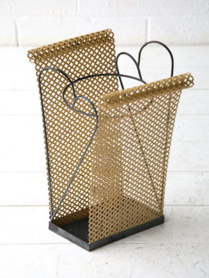 1950s French Umbrella Stand by Mathieu Mategot 5