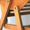 1950s 'Rex' Folding Armchair by Niko Kralj