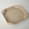 1950s Square French Tray by Mathieu Mategot 1