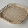 1950s Square French Tray by Mathieu Mategot 3