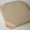 1950s Square French Tray by Mathieu Mategot 4