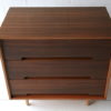 1960s C Range Walnut Chest of Drawers by Stag 1