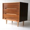 1960s C Range Walnut Chest of Drawers by Stag