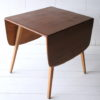 1960s Drop Leaf Elm Table by Ercol