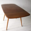 1960s Drop Leaf Elm Table by Ercol 2