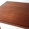 1960s Square Danish Teak Coffee Table 2