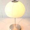 1970s Chrome Mushroom Table Lamp 2