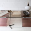 1970s Plexiglass Coffee Table by Michel Dumas 4