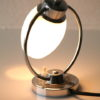 Art Deco Chrome Table Lamp 1