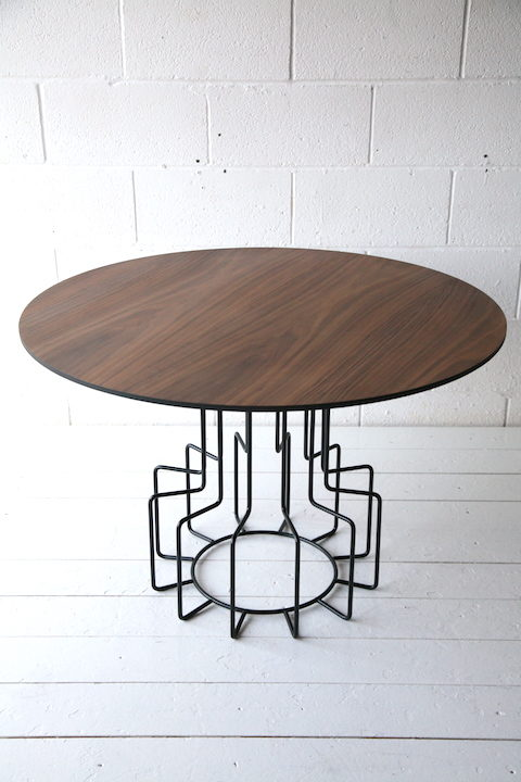 'Dart' Dining Table by Modern Wire 1