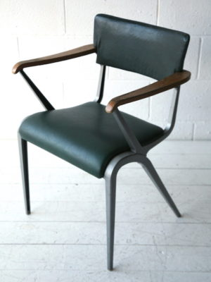 Headmasters Chair by James Leonard for Esavian