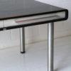 Vintage 1970s Black Ash Desk by Dyrlund Denmark 4