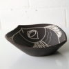Vintage Bowl with Fish Design 3