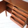 Vintage 'Veggen De Luxe' Modular Teak Wall Unit 2 2