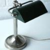 1930s Chrome Bankers Desk Lamp