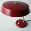 1950s Red Desk Lamp 2
