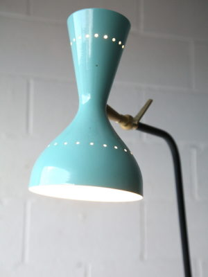 1950s Stilnovo Floor Lamp 1