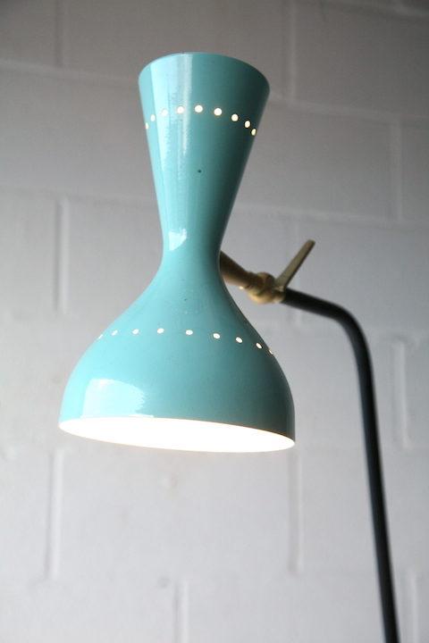 1950s Stilnovo Floor Lamp 1
