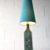 1960s Ceramic Lamp Base 5