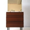 1960s Rosewood Dressing Table 3