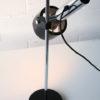 1970s Black Chrome Desk Lamp 4