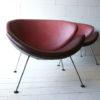 Pierre Paulin Orange Slice Chairs for Artifort 1