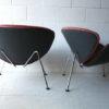 Pierre Paulin Orange Slice Chairs for Artifort 4