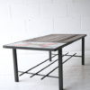 Vintage French Tiled Table 6