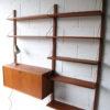 Vintage Teak Shelving System 3