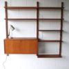 Vintage Teak Shelving System 4