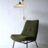1950s Brass Extendable Wall Light 3