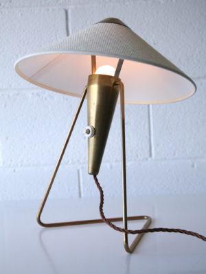 1950s Lamp by Helena Frantova for Okolo 3