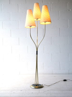 1950s Triple Floor Lamp 1