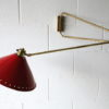 1950s Wall Light by Rene Mathieu for Lunel France 4