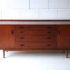 1960s Danish Sideboard by Arne Vodder for Sibast