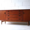 1960s Danish Sideboard by Arne Vodder for Sibast 2