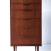 1960s Teak Chest of Drawers by Austinsuite 1
