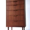 1960s Teak Chest of Drawers by Austinsuite