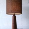 1960s Teak Table Lamp