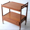 1960s Teak White & Newton Trolley 1