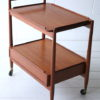 1960s Teak White & Newton Trolley 4
