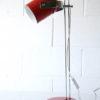 1970s Red Desk Lamp 2