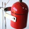 1970s Red Desk Lamp 3