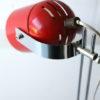1970s Red Desk Lamp 4