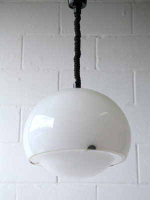 1970s Rise and Fall Ceiling Light 2