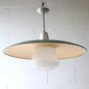 Large 1950s Ceiling Light 4