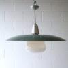 Large 1950s Ceiling Light 7