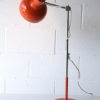 Large Orange 1970s Desk Lamp 2